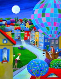 Serenade from a Balloon - Iwona Lifsches