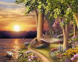 Lake view........................x