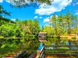 Lake, New England