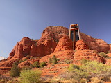 #Chapel of the Holy Cross Sedona Arizona GettyImages