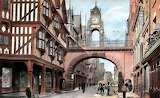 Eastgate street, Chester