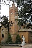 Abbazia di Monte Oliveto Maggiore Siena - il campanile