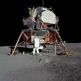 Apollo 11 Lunar Lander - 5927 NASA
