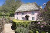 Cottage tea room