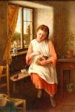 The Foster Mother ~ Valentine T Garland
