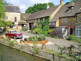 Bourton Village, Gloucestershire