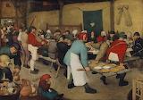 Brueghel il Vecchio - Banchetto nuziale (1568 circa)