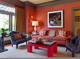 Colorful-red-interior