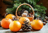 Christmas Citrus Nuts