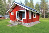 Little red cottage