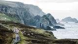 Donegal -Ireland coastline