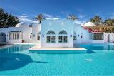 Luxury moroccan style villa ibiza