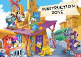 Mickey's Funstruction Zone