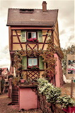 Fachwerkhaus - house