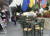 Taverna & shops in Anogia