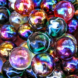 Colorful Marbles...