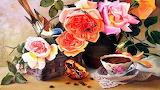 ..Generous Blooming..