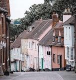 Colchester Essex England village