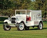 1929 Ford Model AA Ice Cream Truck