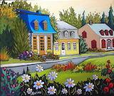 Quebec, Louise Marion