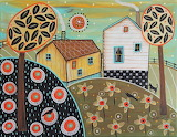 Two cottages - Karla Gerard