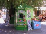^ Kiosk, Greece