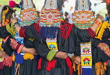 Pakistan, Kalash people, Chilam Joshi Festival