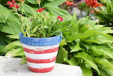 ^ Patriotic clay pot