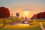 riverside evenings, Paul Corfield