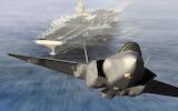 F35 Lighting II take off
