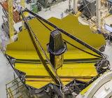 James Webb Space Telescope Mirror
