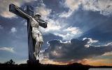 Cross-Jesus-crucifixion-sunset