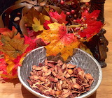 ^ Toasted pumpkin seeds