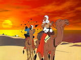 8 - Tintin et le crabe aux pinces d'or - 1