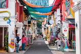 Singapore, Arab street in arab quarter
