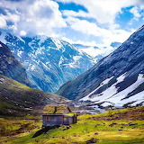 God's Cottage, Norway...