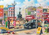 Piccadilly - Derek Roberts