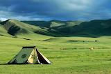 Mongolian Plains