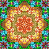 Colorful kaleidoscope abstract kg11