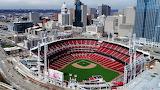 Baseball stadium-Cincinnati US