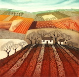 Ploughed Earth by Rebecca Vincent