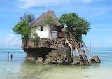 Strange Place For A Restaurant