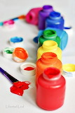 Paint colorful