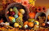 #Thanksgiving Cornucopias
