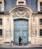 architecture doors Paris