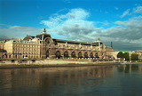 Museums - Musee D'Orsay - Paris Exterior