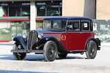 Vintage car-1933 Lancia Augusta