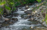 Mountain-river
