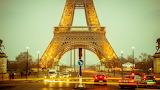 ^ Eiffel Tower, Paris