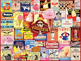 Ice Cream Collage